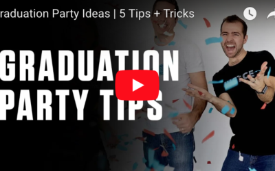 Graduation Party Ideas | 5 Tips + Tricks