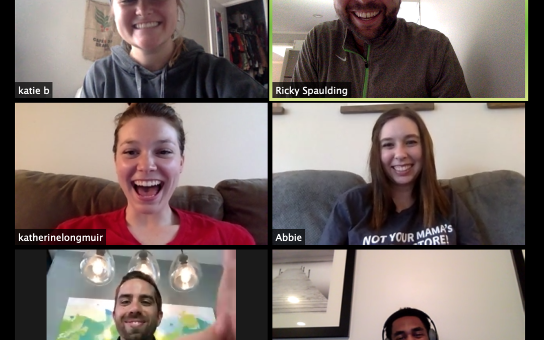 Workplace Culture Reimagined: 5 Tips for How to Have Fun on a Zoom Call