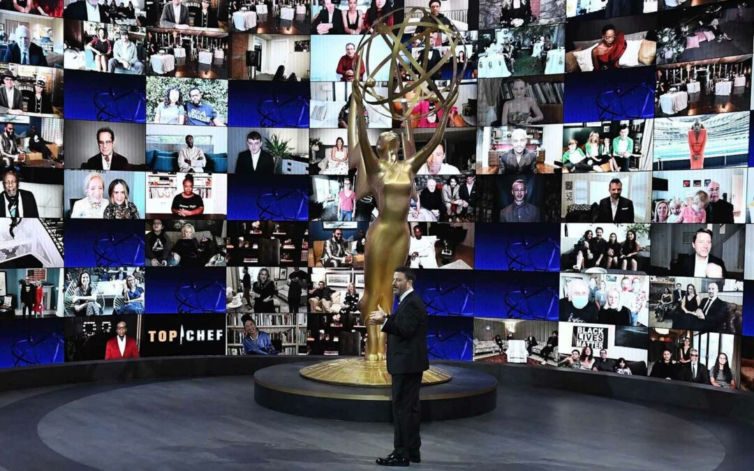 Virtual Event Tips from the Best – Emmys 2020